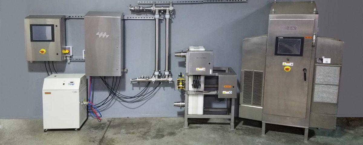 Bioionix installation